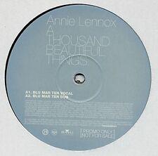 "Annie Lennox A Thousand Beautiful Things 4 mixes Uk Dj 12"" Rare"