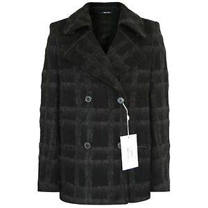 Nieuw Plaid 42 Maison Coat Martin Pea 890 Fuzzy Mohair itl Jack Margiela1 Wool ukPiXZ