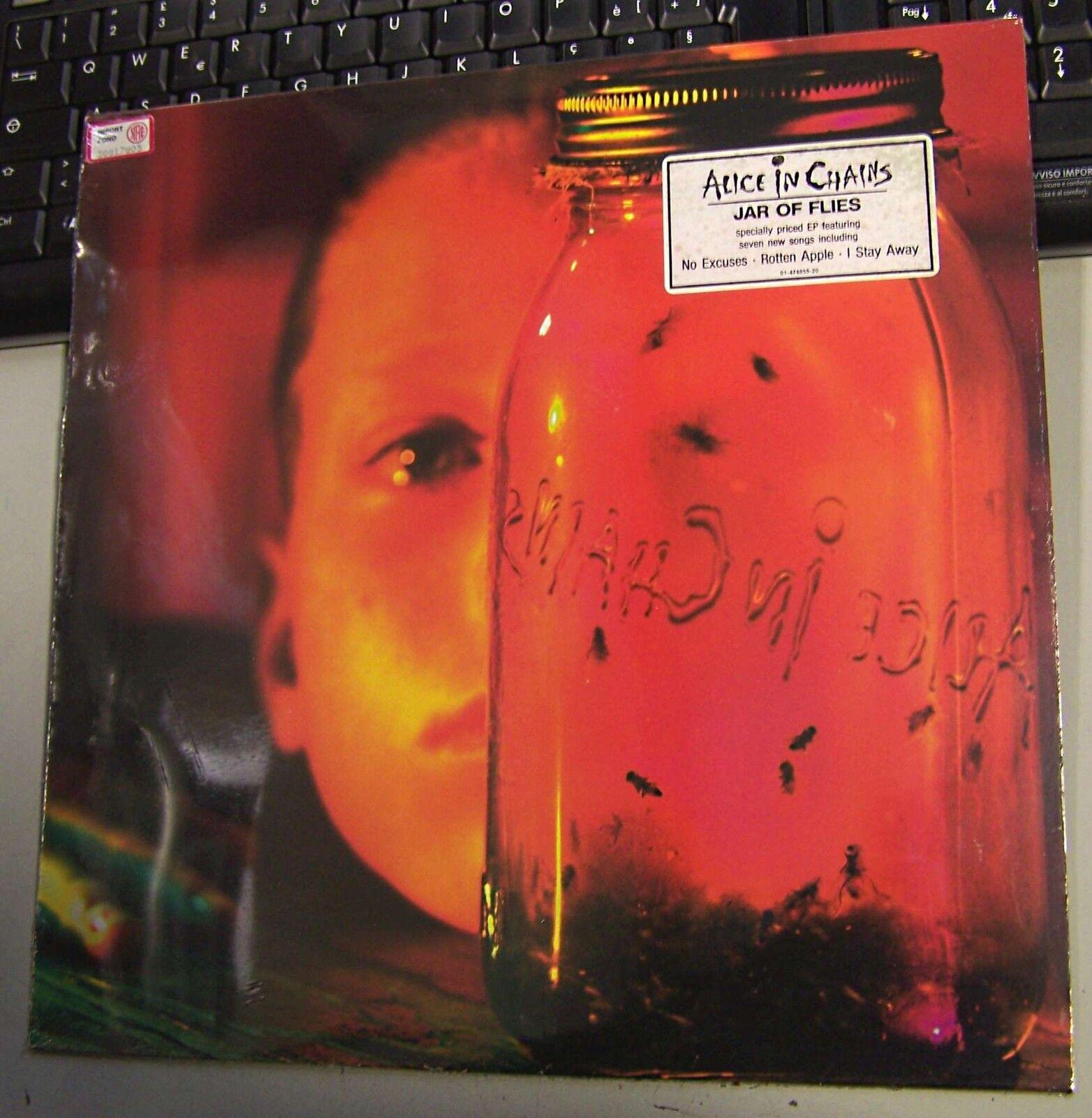 ALICE IN CHAINS - JAR OF FLIES  - LP VINYL SEALED - 5099747485510 -  MINT sealed