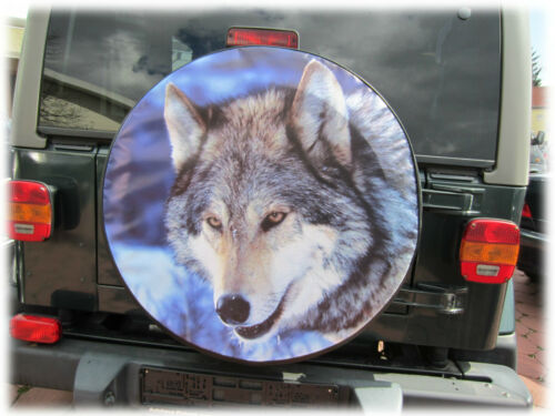 Reserveradabdeckung passt für Kia Toyota Suzuki Mitsubishi Opel Honda Nissan MB