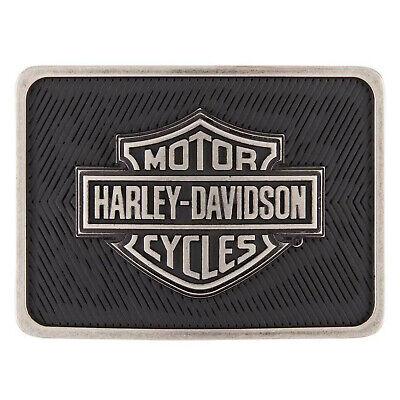 "Buckle /""INSPIRATION/"" silber *HDMBU10661* Harley-Davidson Gürtelschnalle Orig"