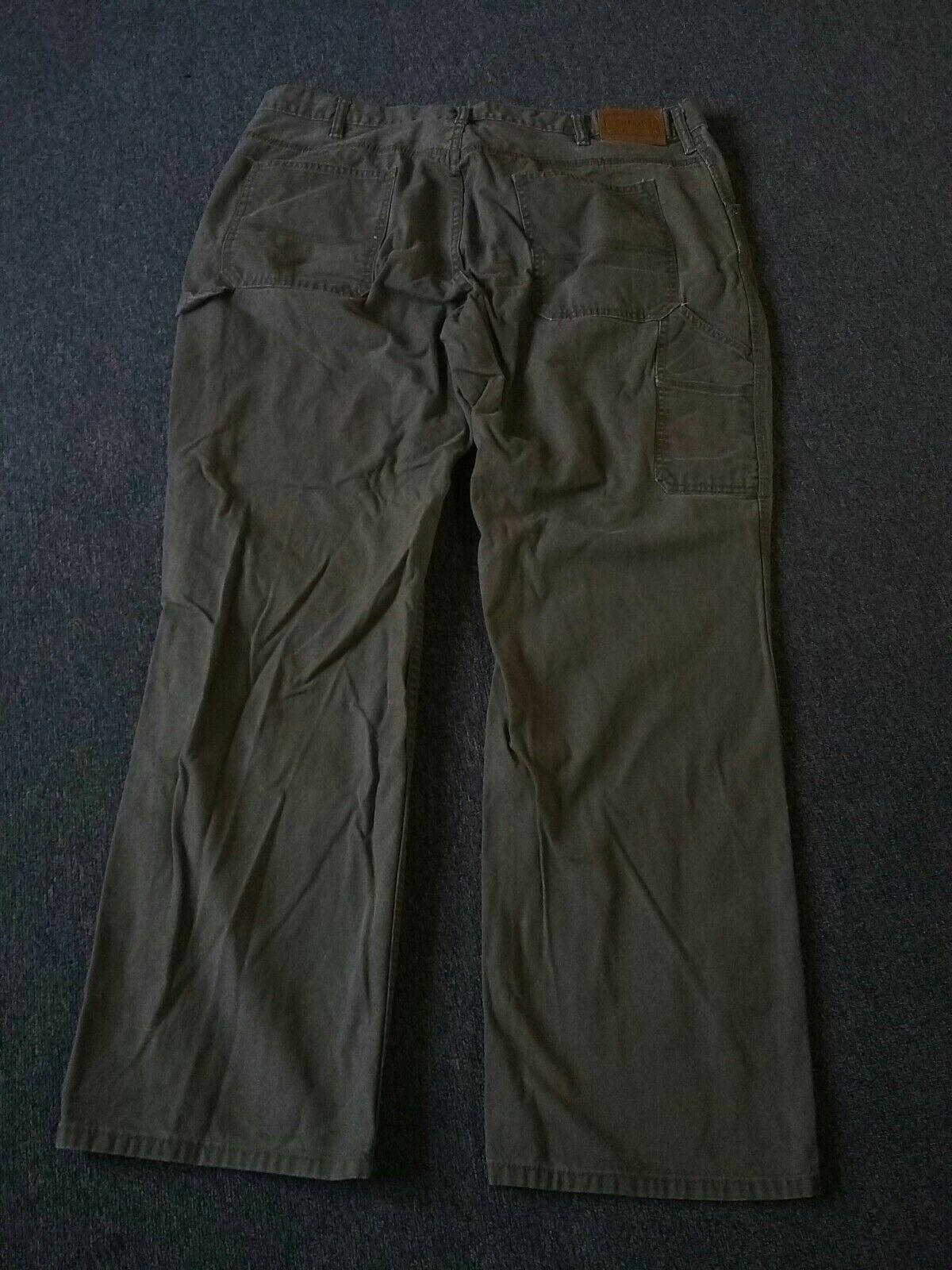 Men's C.E. Schmidt Workwear 40x34 Carpenter Jeans Work Pants RN
