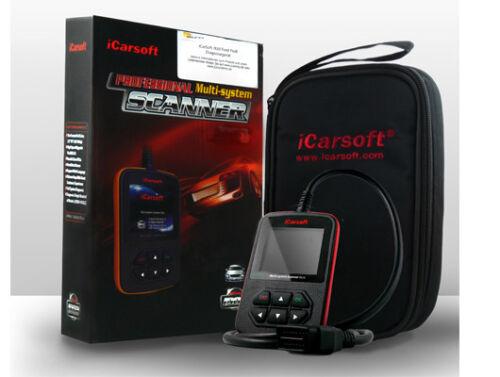 Original iCarsoft i907 OBD Tiefen-Diagnose Motor Getriebe ABS Airbag für Dacia