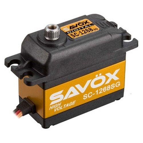 Savox High Voltage Standard Size High Torque Digital Servo 26KG@7.4V LiPo