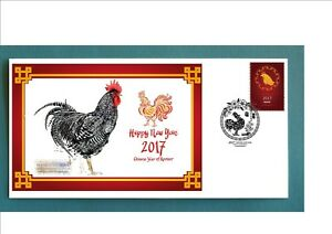 2017-YEAR-OF-THE-ROOSTER-SOUVENIR-COVER-PLYMOUTH