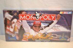 Monopoly-Dale-Earnhardt-Collector-039-s-Edition-Board-Game-SEALED-NEW
