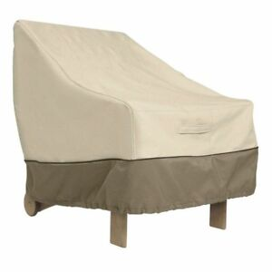 Us Waterproof Outdoor High Back Patio Single Chair Cover Protection Furniture