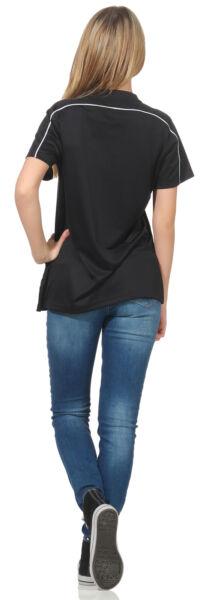 Adidas REF 16 Damen Schiedsrichter Trikot schwarz Climacool T-Shirt AJ5923