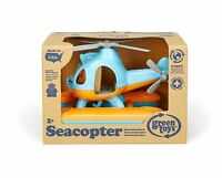 Green Toys Seacopter, Blue/orange , New, Free Shipping on sale