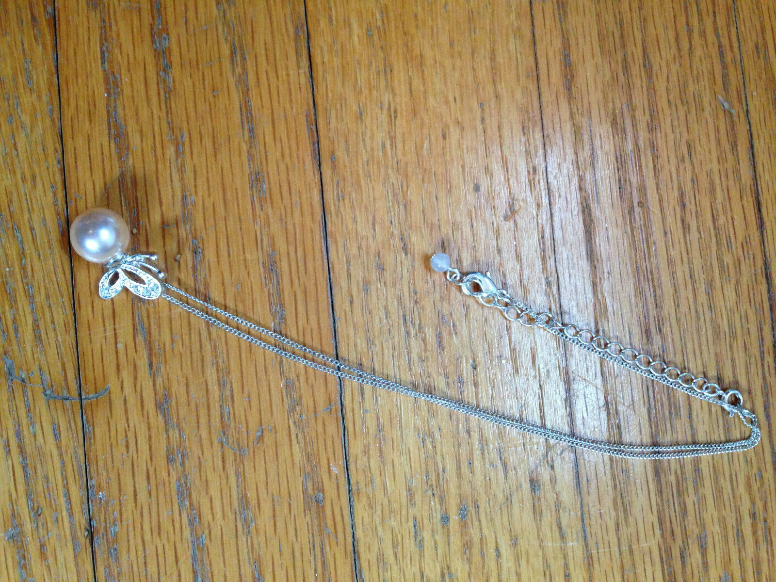 Costume Jewelry Lot Mixture of necklaces, and bra… - image 9