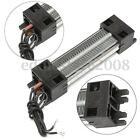 200W AC DC 220V Insulated PTC heating element Ceramic Air Heater Electric Heater