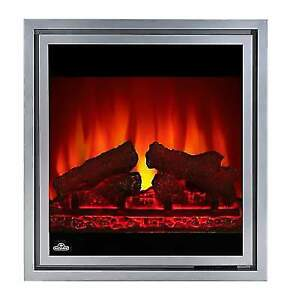 napoleon nefb30gl 30 inch electric fireplace insert for sale online rh ebay com 36 x 30 inch electric fireplace insert 30 inch wide electric fireplace insert