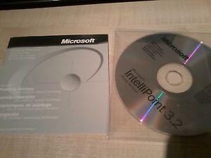 Grosses Soldes Microsoft Intellipoint 3.2 Souris De Logiciels Et D'instruction Booklet-afficher Le Titre D'origine Vif Et Grand Dans Le Style