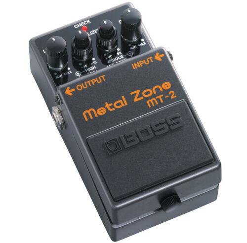 Boss MT-2 Metal Zone Distortion Pedal