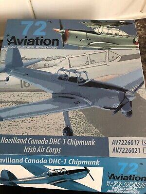 Aviation 72 AV7226017 1//72 DHC1 168 cuerpo de aire de ardilla irlandés