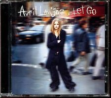 AVRIL LAVIGNE - LET GO - CD ALBUM [1167]