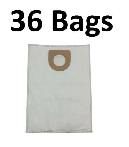 HEPA Bags for Hoover Windtunnel Cloth Type Y 36 43655082 AH10040 4010801Y