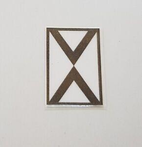So3/Ne2-Tafeln für Spur LGB, 8 Stück