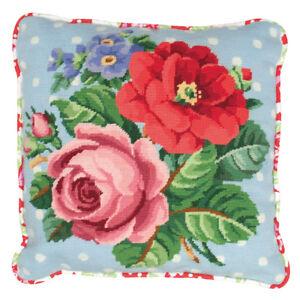 Berlin-Rose-Anchor-Tapestry-Kit-Cushion-Living-ALR42