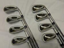 New Wilson FG Tour F5 Forged Iron Set 4-GW Irons Dynamic Gold XP Stiff 4-PW+GW