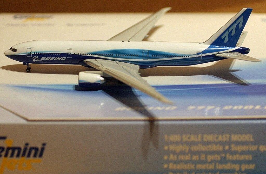 vendiendo bien en todo el mundo Gemini Jets Boeing Ind. Colors Boeing Boeing Boeing B777-200LR N60659 Casa gjboe 614 1 400  100% precio garantizado