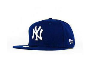New Era Fitted Cap Conversion Chart