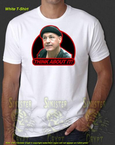 New Falling Down Think About It Michael Douglas D-Fens New T-Shirt S-6XL