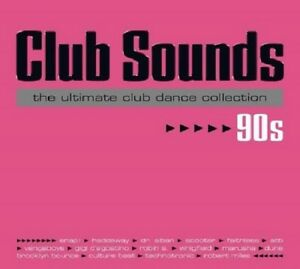 CLUB SOUNDS 90'S * NEW 3CD-SET 2015 * NEU *