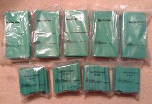 EUC-Lot-Of-4-Base-Ten-Rods-50-Set-And-Lot-Of-5-Flat-Sets-10-Per-Bag