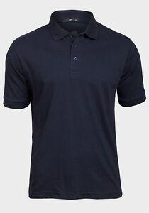 Mens Matalan Polo T Shirts Knitted Cotton Fabric Short Sleeves Twin Pocket Top