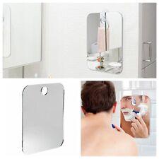 Washroom Decor Suspensibility Shaving Fogless Mirror Anti Fog Looking Glass