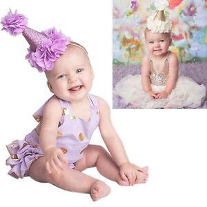 Bebe Enfants Fleur De Filles Couronne Fleur Princesse Pince A