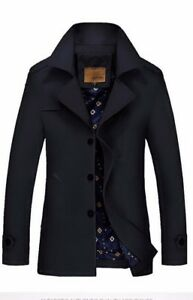 Mens-Jacket-Warm-Winter-Trench-Coat-Slim-Fashion-Casual-Smart-Button-Windbreaker