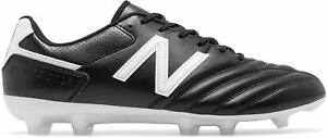 d4e411837b6b7 Image is loading New-Balance-442-Team-FG-2E-Wide-Black-