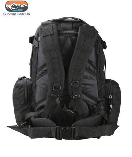 Viking Patrol molle 60 L Ultimate High Capacity Recon Bag Military Black
