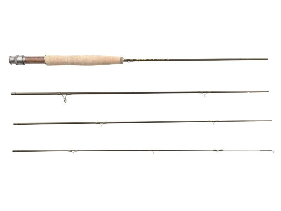 Scierra Brook   4 sections   AFTM   2 -  6   Fly rod   canne de pesca a mosca