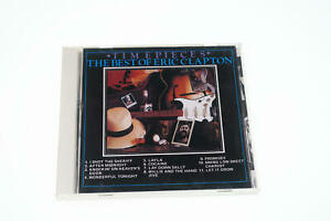 TIME PIECES THE BEST OF ERIC CLAPTON CD A11200