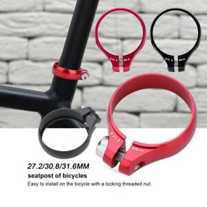 Bike-Bicycle-Quick-Release-Seat-Post-Seatpost-Clamp-Bolt-Binder-31-8-34-9mm-BT