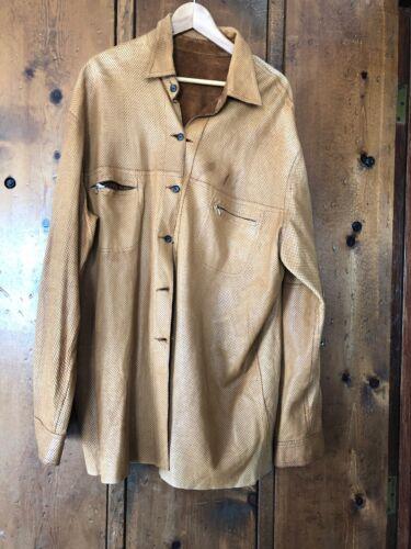 Jose Luis Leather Jacket