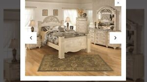 Details about Saveaha Signature Design By Ashley Queen Bedroom Furniture Set