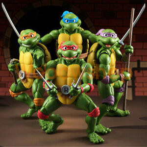 Teenage-Mutant-Ninja-Turtles-TMNT-S-H-Figuarts-6-034-Action-Figure-Bandai-NIB