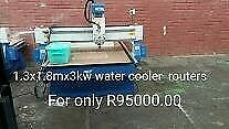 VARIOUS MACHINES - CNC ROUTER R1318 With full package