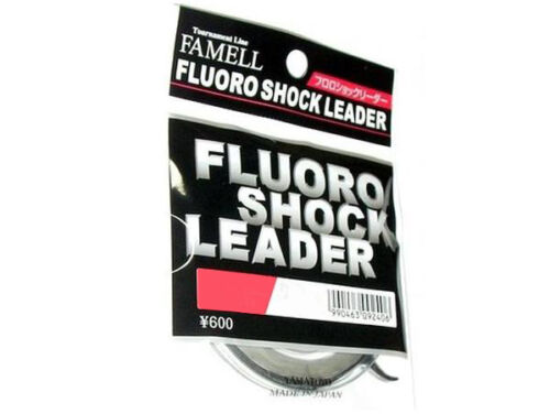 Yamatoyo JAPANESE MADE 4lb 100/% fluorocarbon tippet leader 30m 98/'