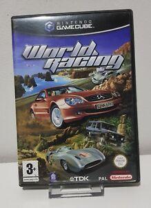 World-Racing-per-Nintendo-Gamecube-Gcn-Gioco-con-Confezione-Originale-e-Manuale
