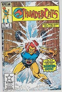 ThunderCats-8-Star-Comics-Marvel-Comics-1987-To-The-Victor-The-Spoils