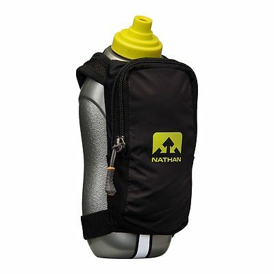 Nathan SpeedDraw Plus Handheld Hydration Running Bottle Insulated Flask 4850N