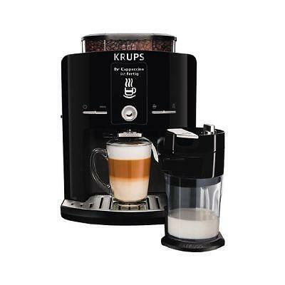 KRUPS EA8298 Kaffeevollautomat Latt'Espress One Touch Funktion schwarz *NEU&OVP* | eBay