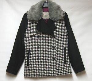 de pied Murphy Blazer poule Uk 12 Shetland 100 Wool Ladies Jack Day giacca O8zq1dwSx