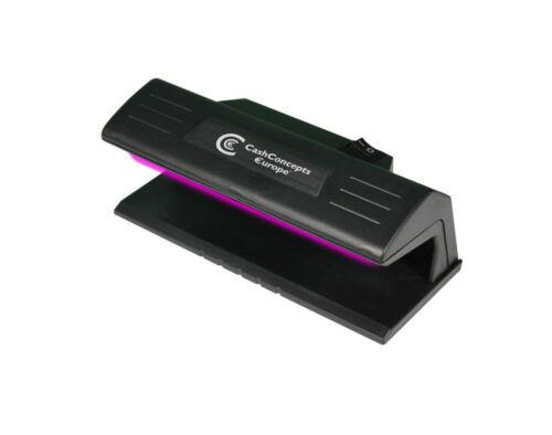 CCE 50 UV-Licht Banknotenprüfgerät Falschgeldlampe UV-Lampe Klassiker
