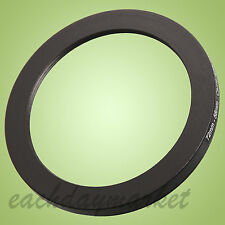 72mm to 58mm 72-58mm 72mm-58mm 72-58 Stepping Step Down Filter Ring Adapter
